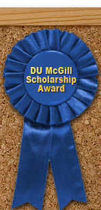 DU McGill Scholarships